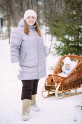 Зима в детском саду