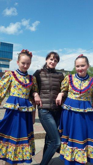 Я и мои девчата