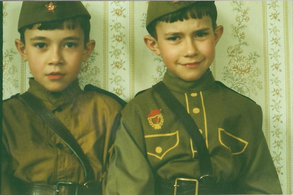 Юные гвардейцы