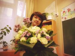 Мой учитель Елена Николаевна
