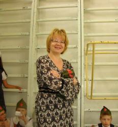 Татьяна Ивановна Прокопчик